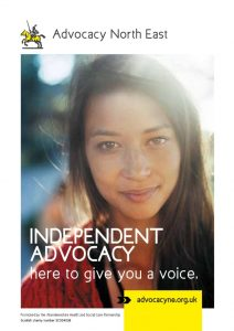 thumbnail of Independent Advocacy Leafelt